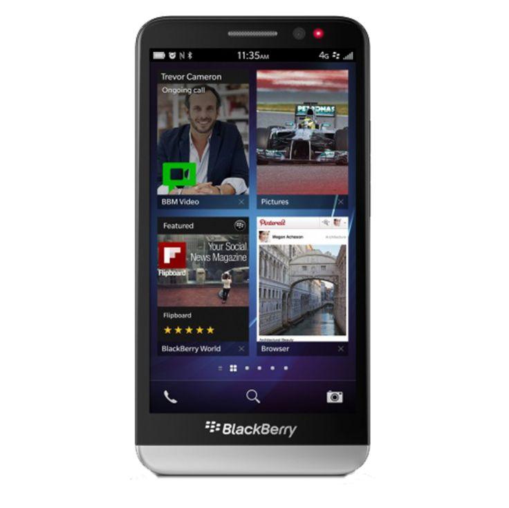 Ati incercat noul #Blackberry Z30? E un #smartphone prietenos cu o interfata foarte usor de utilizat.