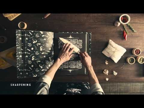 The Bible of Barbecue — Tramontina #advertising