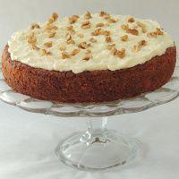 Mrkvový koláč by Jamie Oliver | Angie bakes