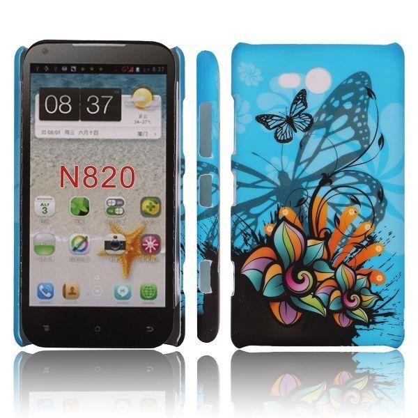 Valentine (Blå Sommerfugl) Nokia Lumia 810 Deksel