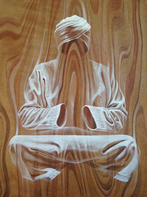 """Shuniya"" Visionary Art By: Miles Toland"