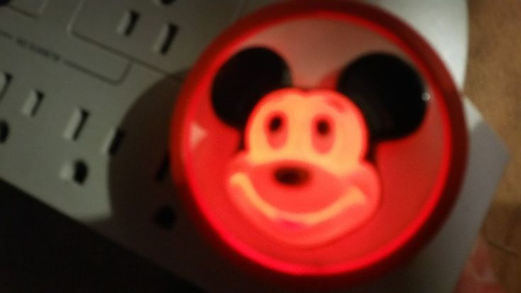 Mickie Mouse Night Light | Collectibles, Disneyana, Contemporary (1968-Now) | eBay!