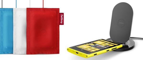 Wiele osób chciałoby zapomnieć o plątaninie kabli ładowarek do telefonów. Dlatego z dużym zainteresowaniem spotkały się smartfony, które oferują bezprzewodowe ładowanie... http://www.spidersweb.pl/2013/04/bezprzewodowe-ladowanie-nokia-lumia.html