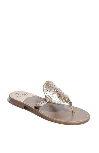 Jack Rogers 'Georgica' Sandals available at #Nordstrom
