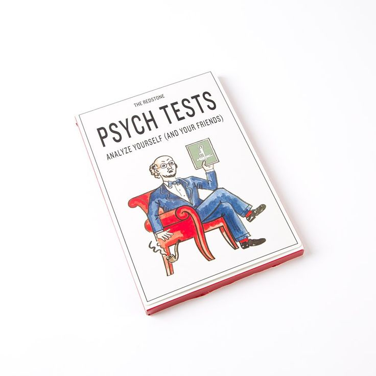 Redstone+Psych+Tests:+Analyze+Yourself+(and+Your+Friends)+Price+$14.95