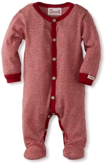 Amazon.com: Coccoli Unisex-Baby Newborn Cotton Rib Footie: Clothing