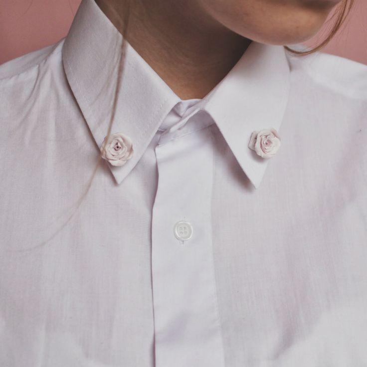 New in_handmade @ http://habologique.blogspot.sk #collar pins