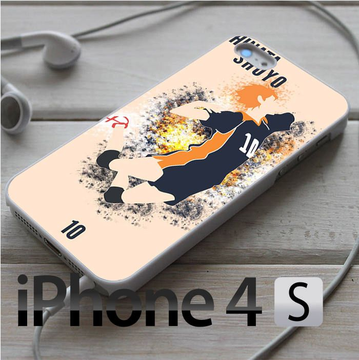 hinata shoyo awesome for apple cases Iphone 4/4S/5/5S/5C/6/6S/6S Plus/6 Plus