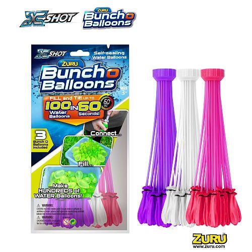 """Zuru X-Shot Bunch O Balloons (Colors/Styles May Vary) - Zuru Inc - Toys """"R"""" Us"""