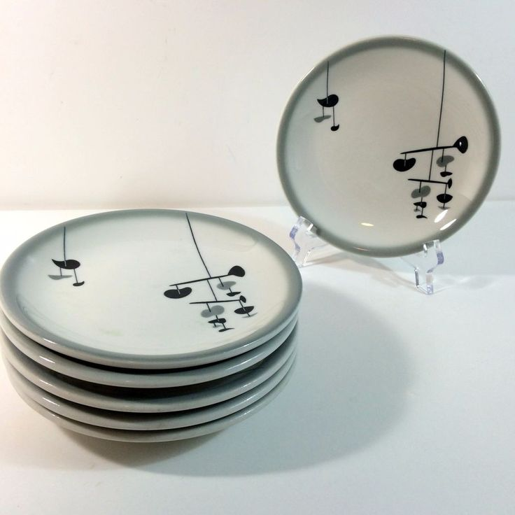 Modern Kitchen Plates: 32 Best Mid Century Modern Dinnerware Images On Pinterest