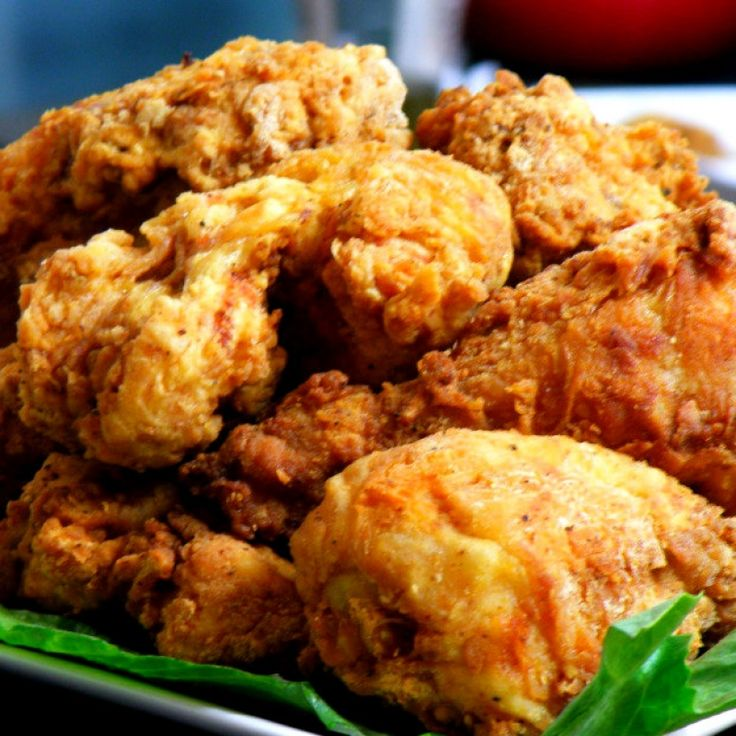 . Southern Style Fried Chicken Recipe from Grandmothers Kitchen.