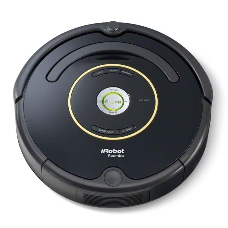 Best Christmas Gift for Neat Freaks: #iRobot #Roomba 650 Robot #Vacuum