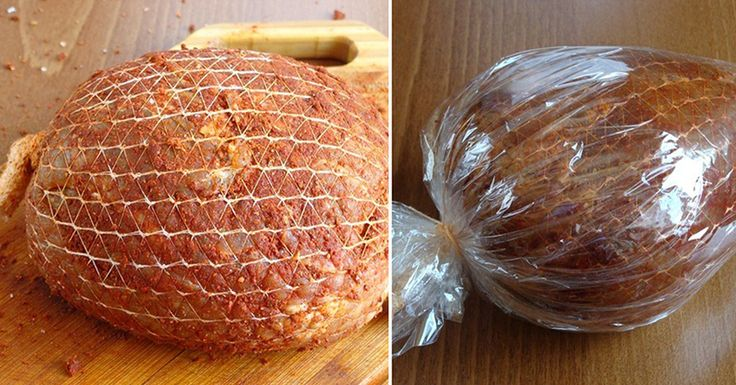Мясной орех в мультиварке
