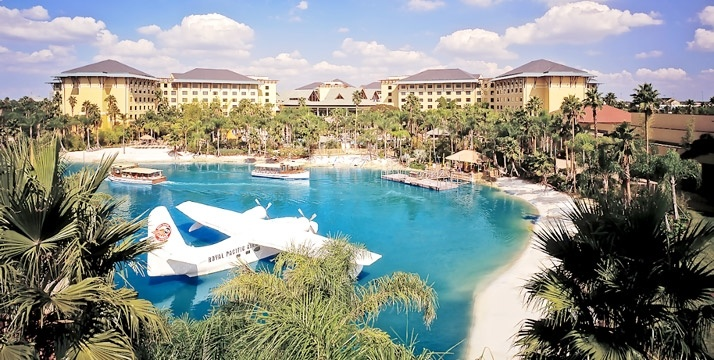 Loews Royal Pacific Resort at Universal.  It's a bit pricey but I think it's worth it for early admission and fast passes! :)