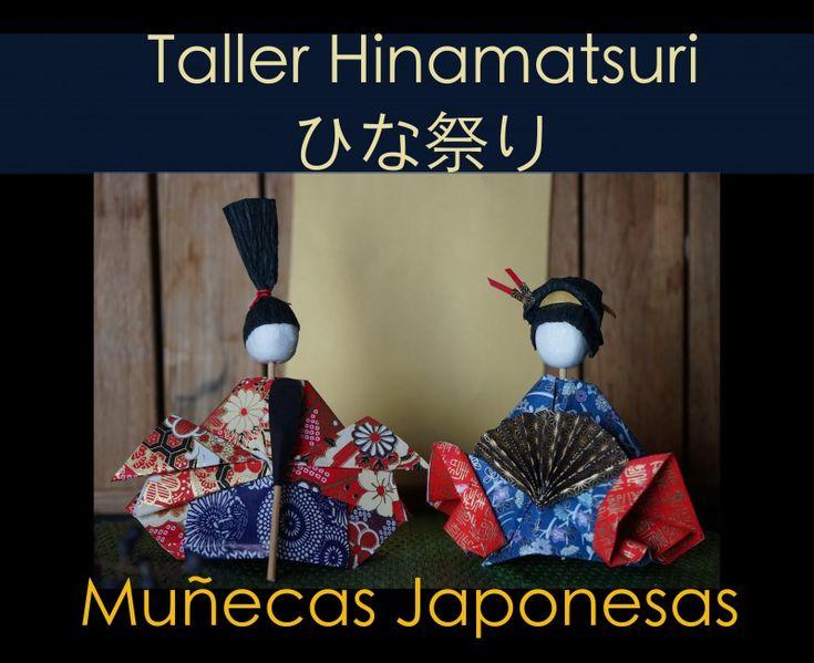 TALLER HINAMATSURI – Academia Borrón, apúntate online en The Hobby Maker