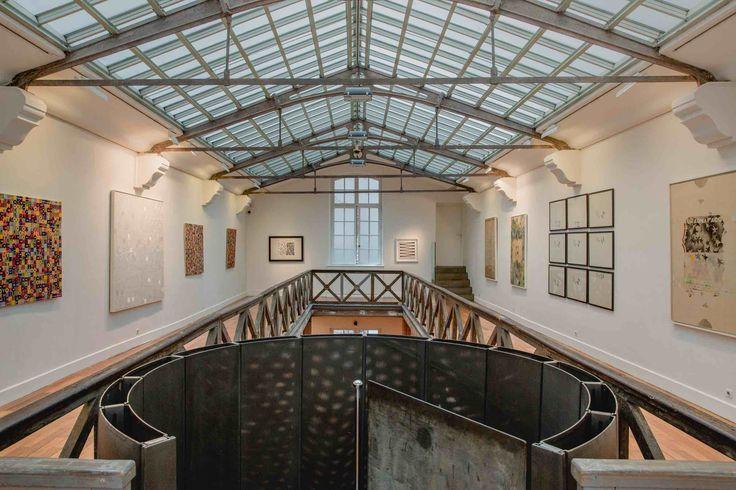 Exposition Alighiero Boetti. Galerie Tornabuoni Art Paris.