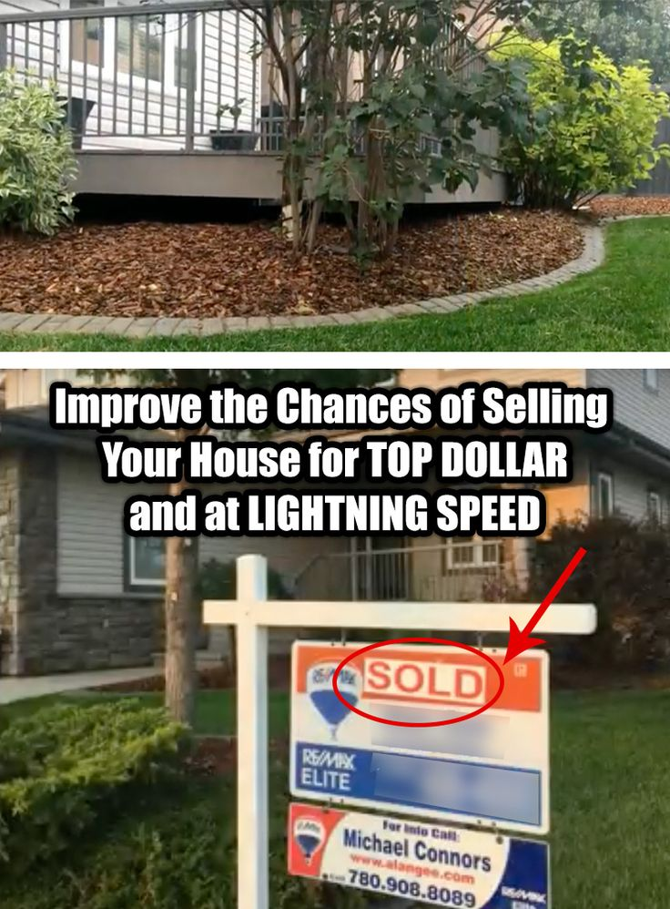 VIDEO -- Would you like to Improve the Chances of Selling Your House for TOP DOLLAR and at LIGHTNING SPEED?  If so… check out this article for some landscaping ideas and watch the time lapse video we took of an Revitalisation Project we completed this past summer.  #landscaping #realestate #revitalisation #sold