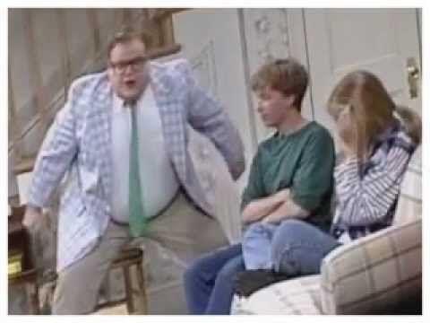 Matt Foley Motivational Speaker (1993) - David Spade and Christina Applegate | The 10 Best SNL Crack-Ups