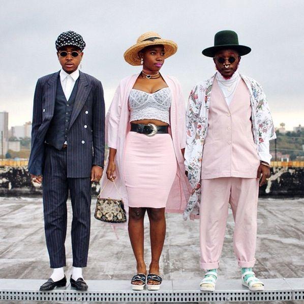 Fashion Rebels, os fashionistas que querem colocar Pretória no mapa da moda