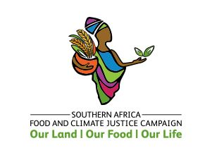 SA Food and Climate Justice Campaign Logo Design by Agent Orange South Africa