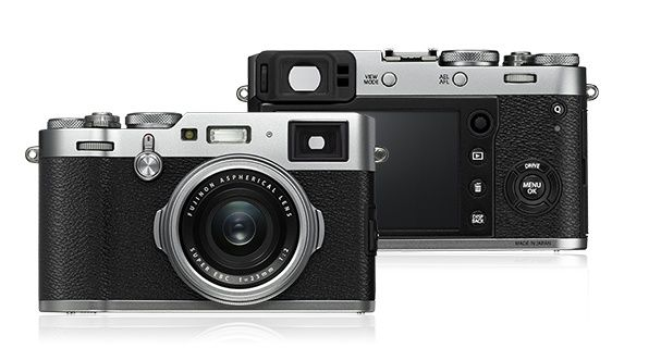 The FUJIFILM X100F premium compact, high performance digital camera will launch its fourth generation in February 2017! Learn more.