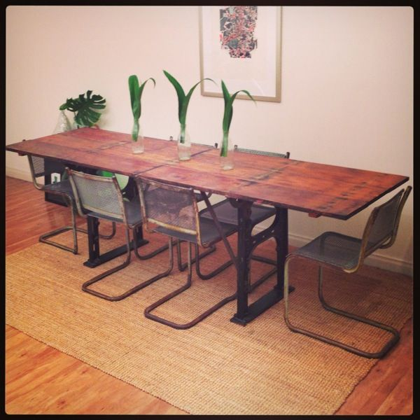Live Edge Coffee Table Melbourne: 22 Best Images About Harvest Table On Pinterest