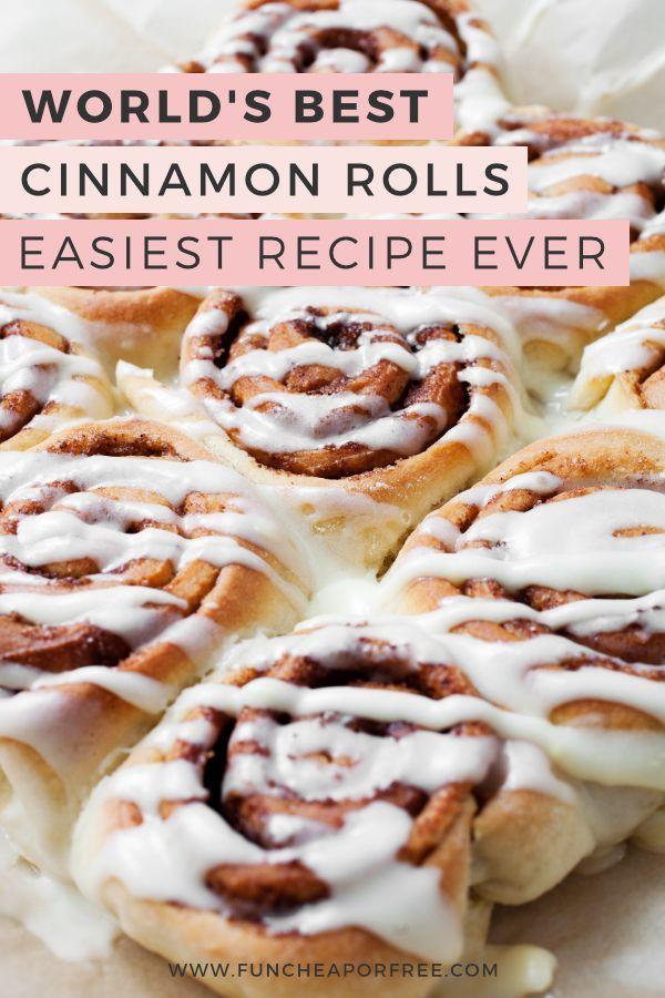 Bread Machine Cinnamon Roll Recipe Best Cinnamon Roll Recipe