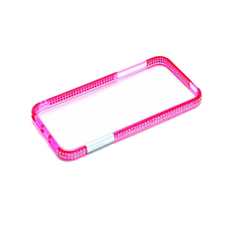 BUMPER IPHONE 5/5S STRASS MORE ΦΟΥΞ
