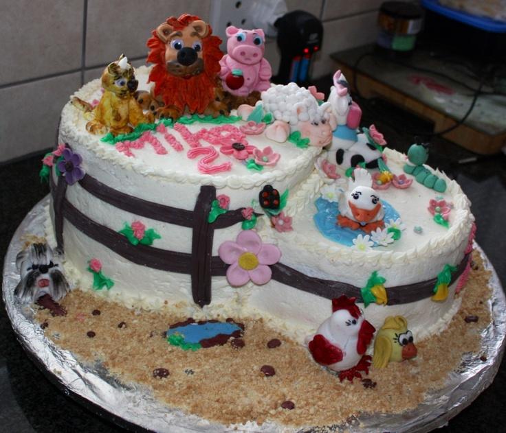 Mikaela- cake