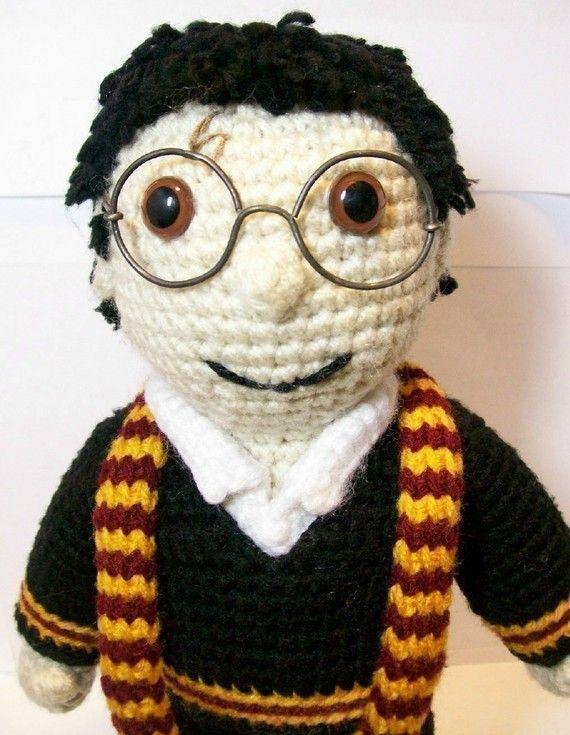 Crochet Patterns Harry Potter : harry potter