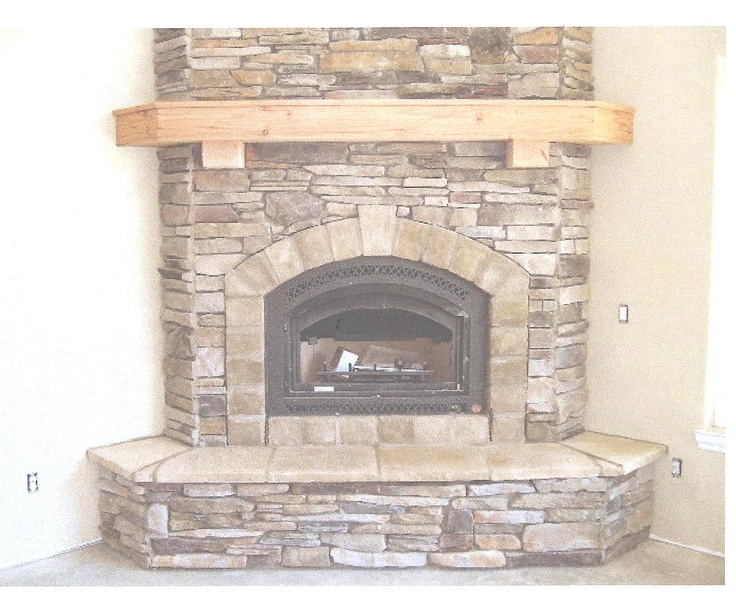 25 best ideas about corner fireplace mantels on pinterest Corner fireplace makeover ideas
