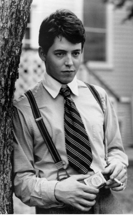 matthew broderick in the 80s