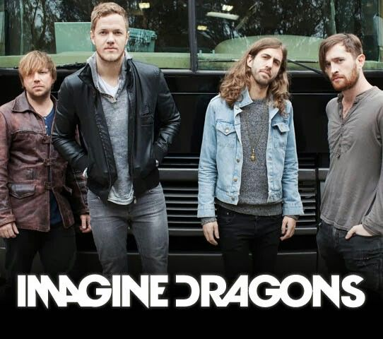 "Imagine Dragons   I love their dark, thumping beats, unusual lyric content, and their ""dare to be different"" attitude <3 ~~ well said, random person"