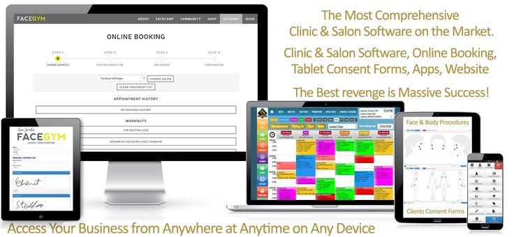 18 best salon software complete pos for Salon crm
