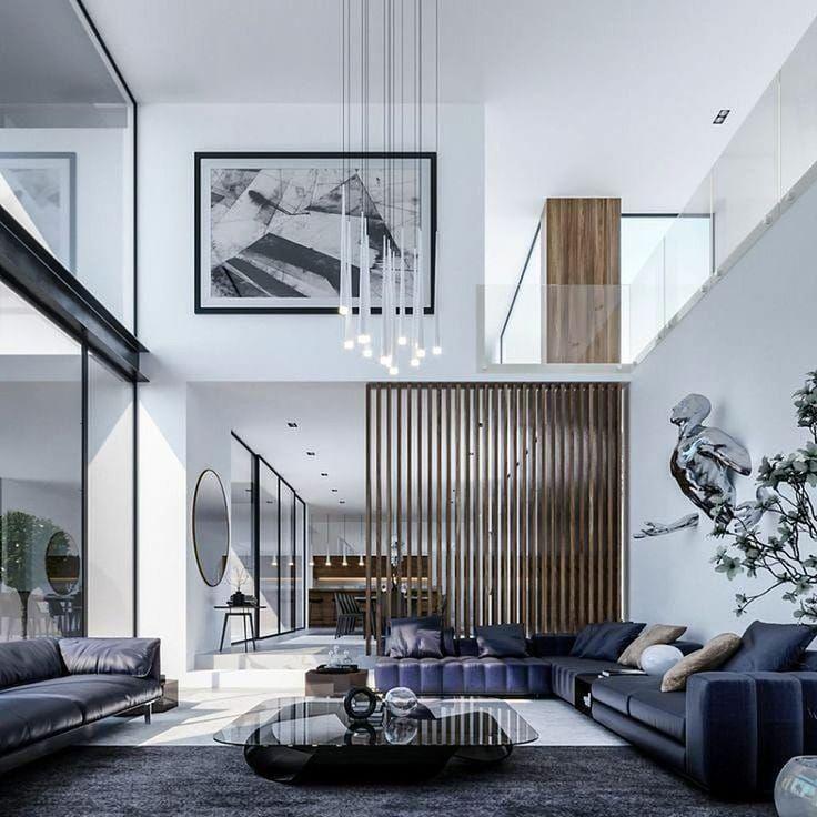 33 Awesome Modern Interior Design Contemporary Living Room Design Living Room Design Modern Living Room Modern
