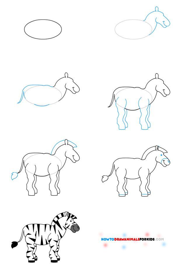 pin the tail on the zebra! | Birthday Ideas | Pinterest ...