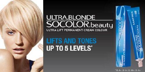 Θέλετε εξισορροπημένα αποτελέσματα για πιο λαμπερά ξανθά μαλλιά με το «Ultra Blondes», που μας φέρνει η Matrix.