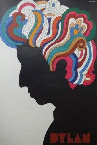 Poster designed by Milton Glaser.