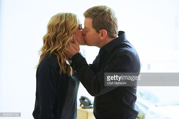 Nic Bishop Covert Affairs | Covert Affairs - Season 5 : News Photo