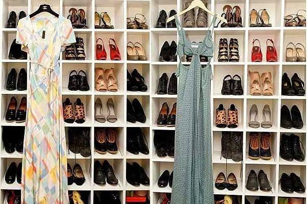 Cómo tener tus zapatos en perfecto orden | Decorar tu casa es facilisimo.com