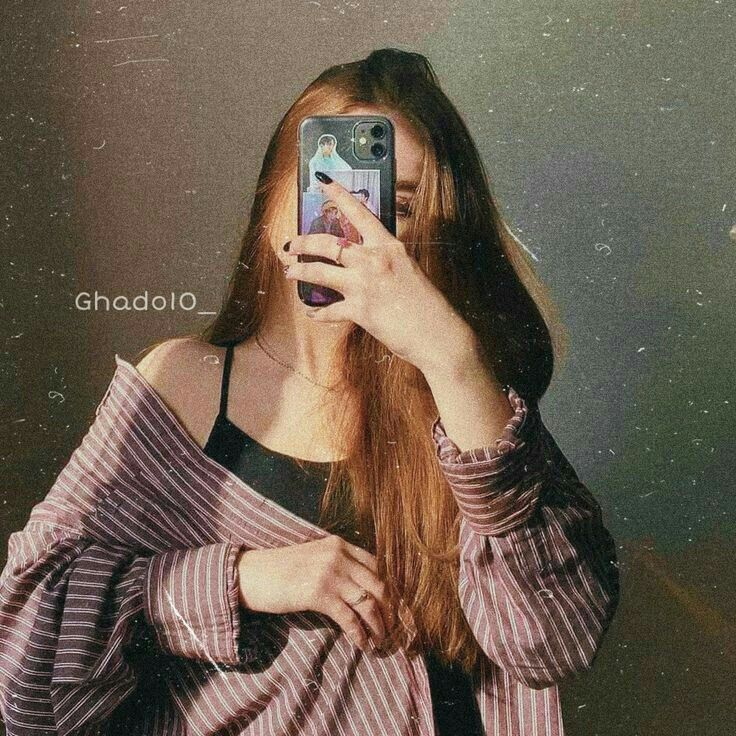 𝘗𝘩𝘰𝘵𝘰 𝘥𝘶 𝘱𝘳𝘰𝘧𝘪𝘭𝘦 Photo Girl Dyed Tops