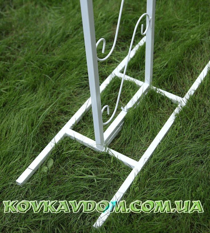 Арка под цветы свадебная прямоугольная разборная белая.Размеры: высота - 210 см, ширина - 175 см,глубина - 25 см. Цена: 1050грн. Доставка по Украине.