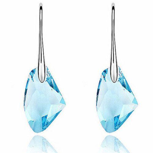 Irregular-Cut-Shiny-elements-Crystal-Aqua-Dangle-Drop-Hook-Earrings-Low-Price