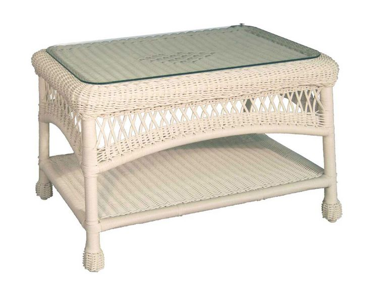 White Wicker Coffee Table Glass Top   Diy Modern Furniture Check More At  Http:/