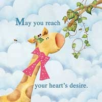 May all my g-babies reach their heart's desire <3 <3 <3