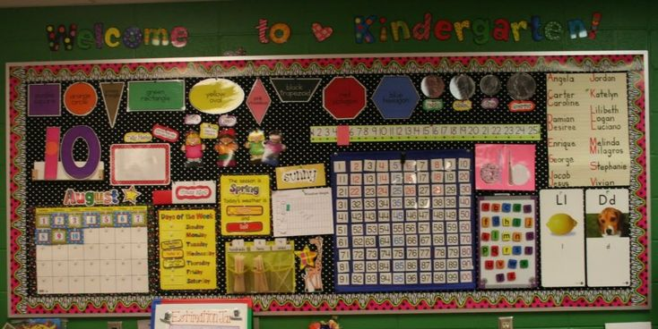 Kindergarten Calendar Routine : Best bulletin board ideas images on pinterest
