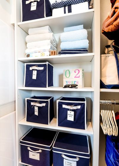 10 Tips For Regaining Sanity In Your Closets And Cabinets