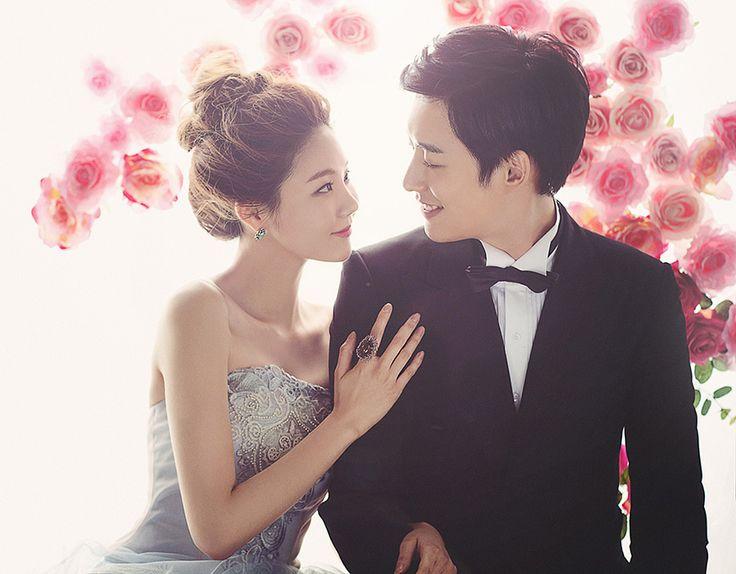Korean Studio Pre-Wedding Photography: 2016 Whimsical Collection  by Bong Studio on OneThreeOneFour 14