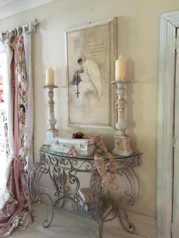 Les 1377 meilleures images du tableau deco shabby charme de loulou sur pinterest vivre - Decoratie de charme chic ...