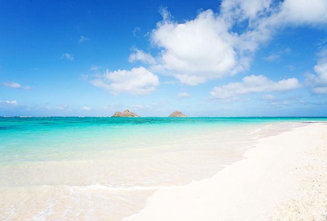 Lanikai Beach, Oahu, HawaiiBuckets Lists, Oahu Hawaii, Dreams Vacations, Lanikai Beach, Places I D, Carribbean Beach, Beautiful Beach, Beach Inspiration, Caribbean Beach
